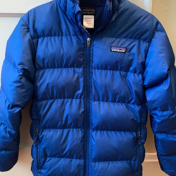 Patagonia Jackets & Blazers - Blue Patagonia down jacket